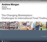 Challenges to international Food Trading