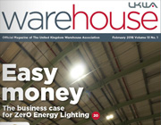 Warehouse – February 2016