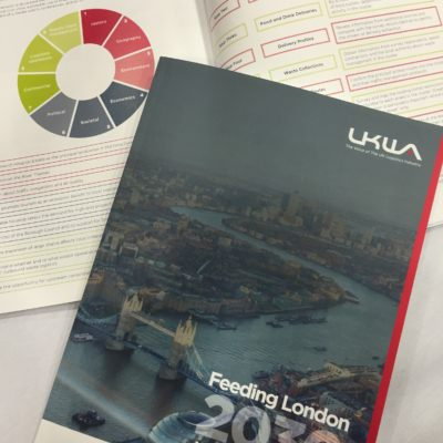 Feeding  London 2030: Report into challenges and future of city logistics available now