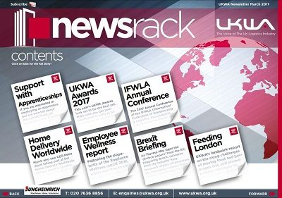 March NEWSrack now available