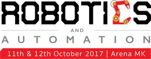 Robotics & Automation Exhibition – 11th & 12th October 2017