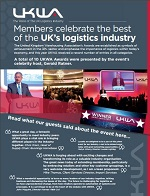 Members celebrate the best of the UK's logistics industry