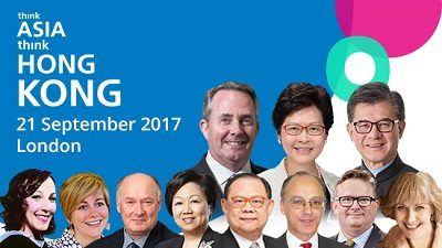 Think Asia Think Hong Kong – 21 September, 2017