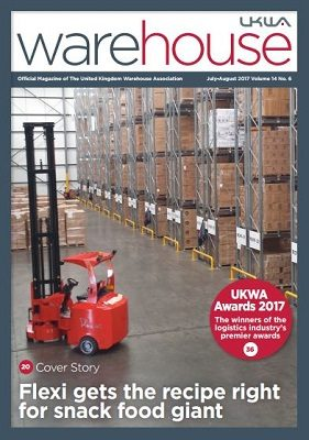 Warehouse Magazine July August 2017
