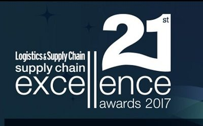 Logistics & Supply Chain Excellence Awards – 14th November 2017