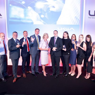 UKWA Annual Lunch & Awards, 4 July, 2018.