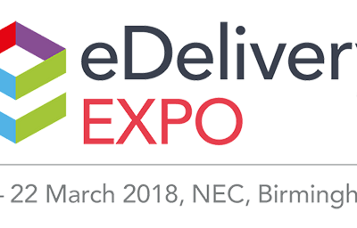 e-Delivery Expo, 21-22 March 2018, NEC Birmingham