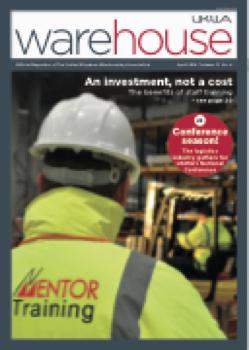 Warehouse Magazine April 2018