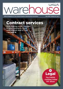 Warehouse Magazine May 2018