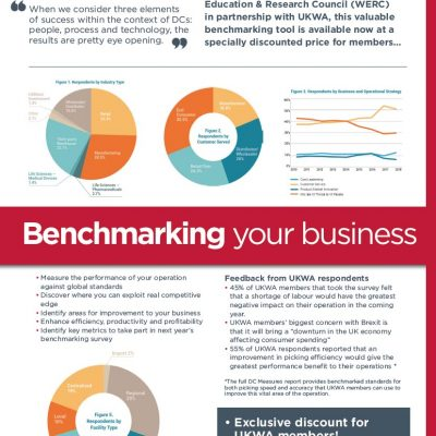 UKWA-WERC Benchmarking Report 2018 available now