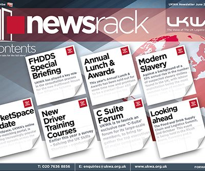 JUNE NEWSrack