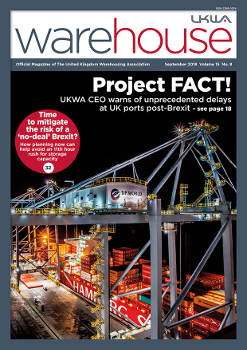 Warehouse Magazine September October 2018