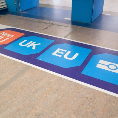 UKWA shares latest updates from Border Delivery Group