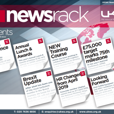 March NEWSrack