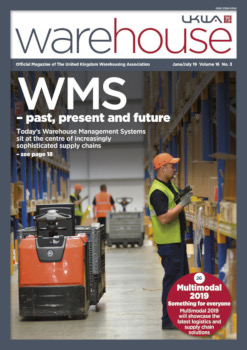 Warehouse Magazine June July 2019