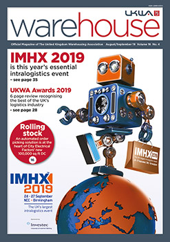 Warehouse Magazine August September 2019