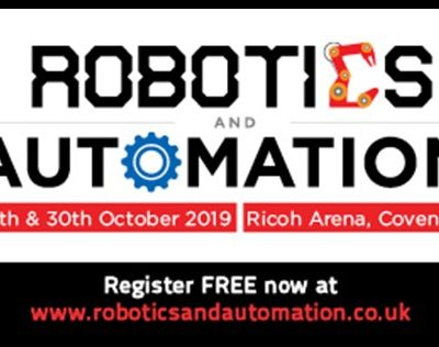 Robotics & Automation, 29-31 October 2019