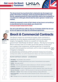 Commercial Contracts Factsheet