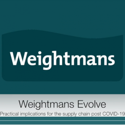 WEBINAR: Practical implications for the supply chain post COVID-19