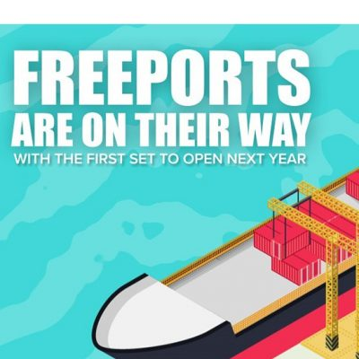 Government issues official Freeports Consultation Response, Oct 2020