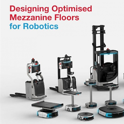 Webinar: Designing Optimised Mezzanines for Robots