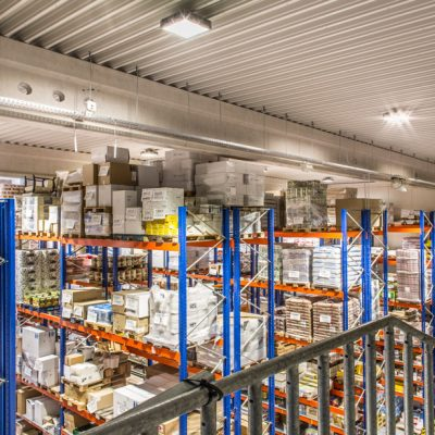 Webinar: Lighting for Logistics – Wed, Feb 10, 2021 10:00 AM – 11:00 AM
