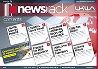 February NEWSrack