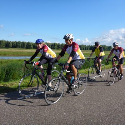 UKWA to sponsor Transaid's 'Way of The Roses' 2021 UK cycle challenge