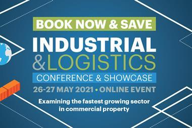 Property Week Industrial & Logistics Conference 2021, 26-27th May